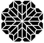 Chrysanthemum 6x6 Template - Crafter's Workshop