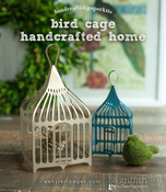 Birdhouse Handcrafted Home - Nest - Webster's Pages