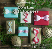 Bowtie Handcrafted Home - Webster's Pages