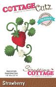 Strawberry Petites Die - Cottage Cutz