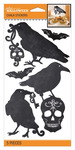 Halloween Chalkboard Stickers - Jolees Boutique