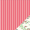 Candy Canes Paper - Home For Christmas - Pebbles