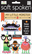 My Little Monster Embellishment - Soft Spoken - Me And My BIG Ideas