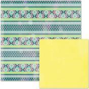 Boho Carpet Paper - It Factor - We R Memory Keepers