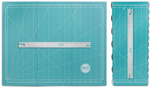 Tri - fold Magnetic Mat - We R Memory Keepers