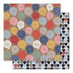Meadow Paper - Handi Scandi - Ruby Rock - It
