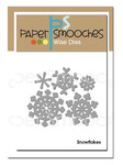 Snowflakes Wise Dies - Paper Smooches