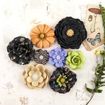 Grow Paper Flowers - Forever Green - Prima