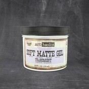 Soft Gel In Matte 8.5 oz - Art Basics - Prima