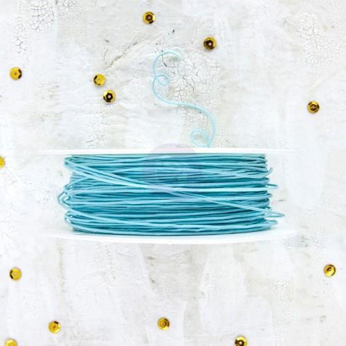 Cyan Wire Thread - Prima
