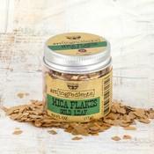 Gold Leaf Mica Flakes -  Art Ingredients - Finnabair