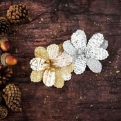 Yuletide Vellum Paper Flowers - Bethleham - Prima