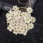Oatmeal Paper Flowers - Hillsboro - Prima