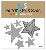 Stars Wise Dies - Paper Smooches