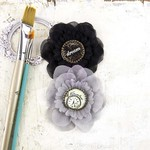 Realization Fabric Flowers - Epiphany - Prima