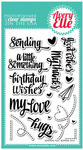 Sending You Clear Stamps - Avery Elle