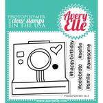 #Smile Clear Stamp - Avery Elle