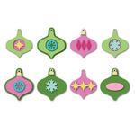 Ornaments Triplits Die Set - Sizzix