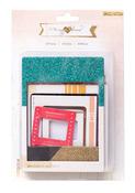 Open Book Chipboard Frames - Maggie Holmes