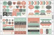 Harmony Pocket Stickers - Captured Moments - KaiserCraft
