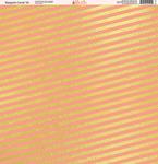 Elegant Coral Paper #10 - Ella & Viv