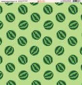 Watermelon Fresca Paper #12 - Ella & Viv