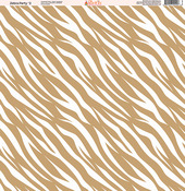 Zebra Party Paper #2 - Ella & Viv