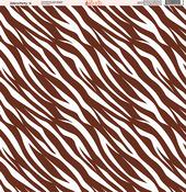 Zebra Party Paper #4 - Ella & Viv