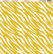 Zebra Party Paper #6 - Ella & Viv