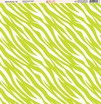 Zebra Party Paper #10 - Ella & Viv