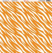 Zebra Party Paper #12 - Ella & Viv