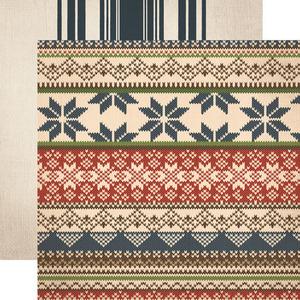 Nordic Sweater Paper - Warm and Cozy - Carta Bella