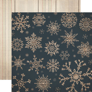 Blizzard Paper - Warm and Cozy - Carta Bella