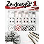 Zentangle 1 Basics Expanded Workbk - Design Originals