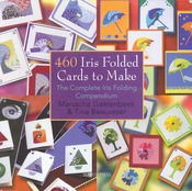 460 Iris Folded Cards To Make - Search Press Books