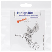 Angel - IndigoBlu Cling Mounted Stamp