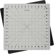 "Self - Healing Rotating Cutting Mat 14""x14"" - Fiskars"