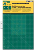"35""X70"" Clipped - OLFA Gridded Cutting Mat Set"