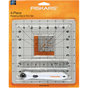 "Rotating Mat & Trim Set 8""X8"" - Fiskars"