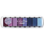 Blossom Pastel - ColorBox Fluid Chalk Paintbox Option Ink Pad