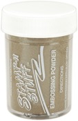 Gold Opaque - Stampendous Detail Embossing Powder .5oz