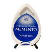 Danube Blue - Memento Dew Drop Dye Ink Pad