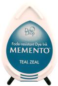 Teal Zeal - Memento Dew Drop Dye Ink Pad