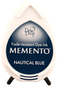 Nautical Blue - Memento Dew Drop Dye Ink Pad