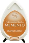 Peanut Brittle - Memento Dew Drop Dye Ink Pad