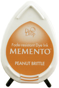 Peanut Brittle - Memento Dew Drop Dye Ink Pad