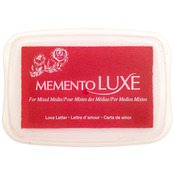 Love Letter - Memento Luxe Full Size Ink Pad