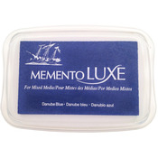 Danube Blue - Memento Luxe Full Size Ink Pad