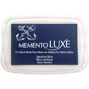 Nautical Blue - Memento Luxe Full Size Ink Pad