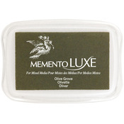 Olive Grove - Memento Luxe Full Size Ink Pad